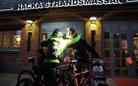 Stockholm Rogaining 2018